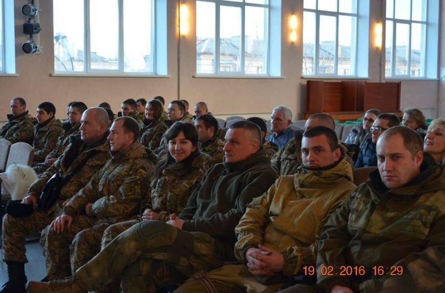 В Северодонецке выступил бард-патриот (ФОТО), фото-2