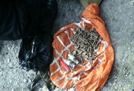 Полицейские в автомобиле обнаружили арсенал боеприпасов (фото) (фото) - фото 2