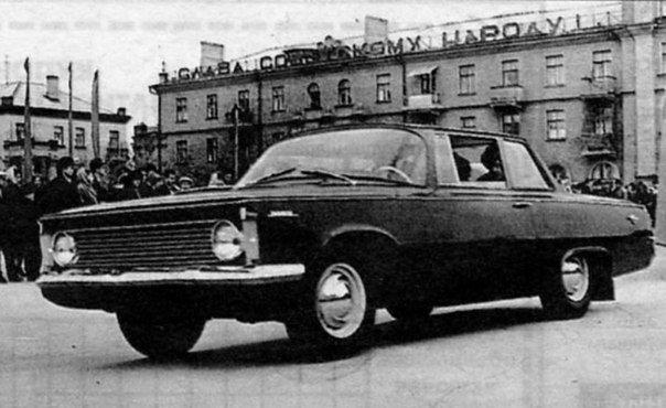 В Северодонецке производили интереснейший и уникальный автомобиль (ФОТО) (фото) - фото 1