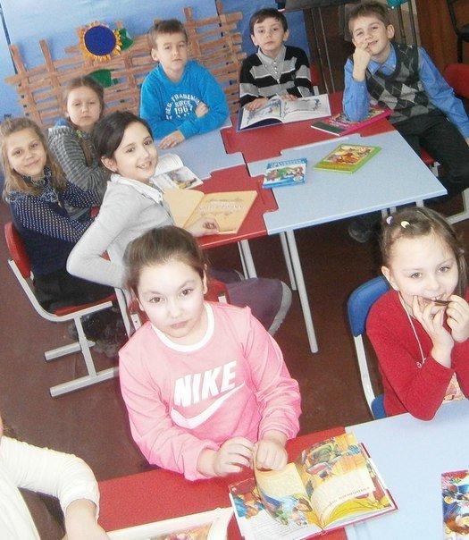 У Слов'янській дитячій бібліотеці відбулось скайп-спілкування із дітьми з Калуша (фото) - фото 2