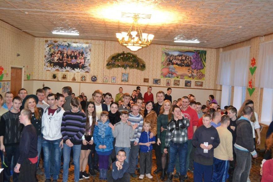 Цепочка добра - для особенных деток Белой Церкви (фото) (фото) - фото 1