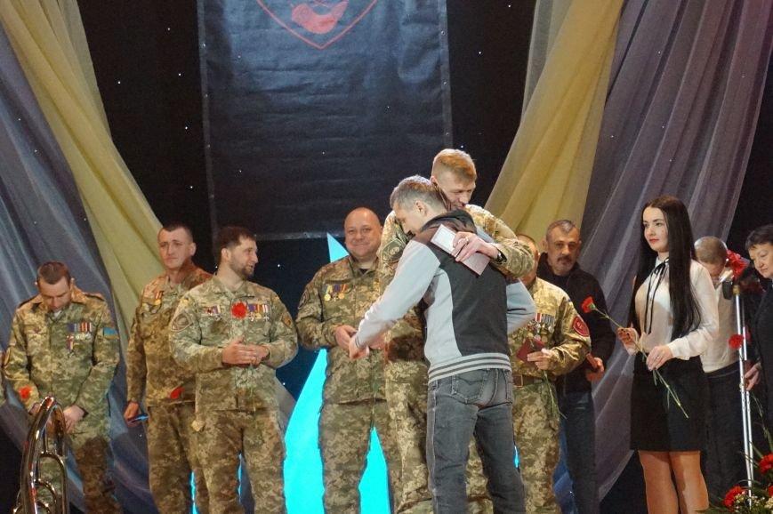 В годовщину выхода из Дебальцево бойцам батальона
