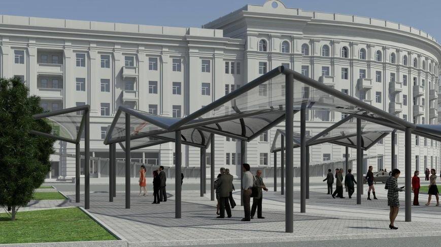 Реконструкция Привокзальной площади: первое предложение (ФОТО), фото-1