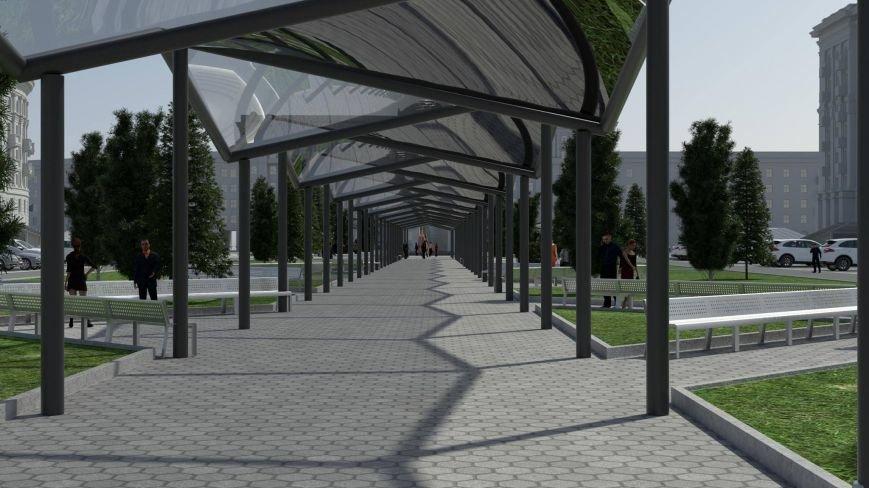Реконструкция Привокзальной площади: первое предложение (ФОТО), фото-9