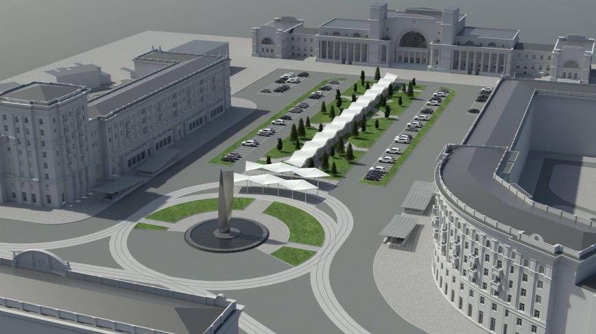 Реконструкция Привокзальной площади: первое предложение (ФОТО), фото-7