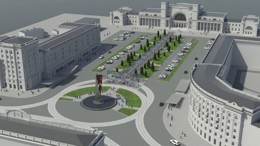 Реконструкция Привокзальной площади: первое предложение (ФОТО), фото-4