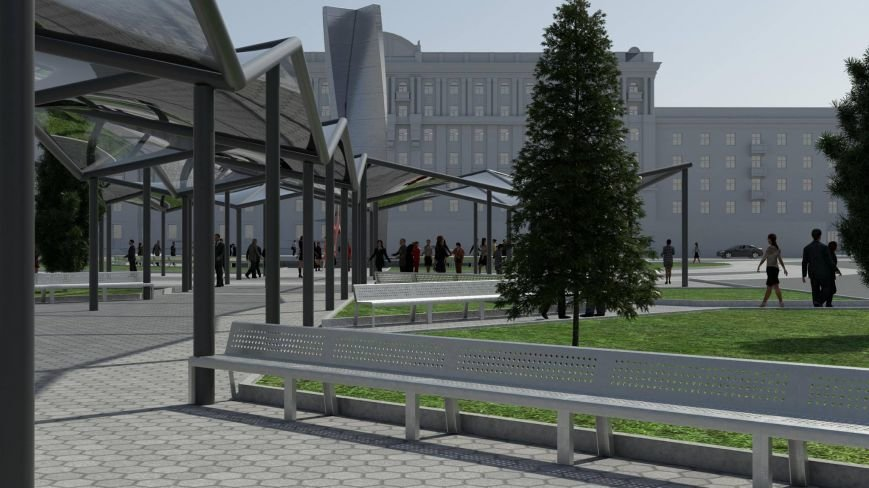 Реконструкция Привокзальной площади: первое предложение (ФОТО), фото-3