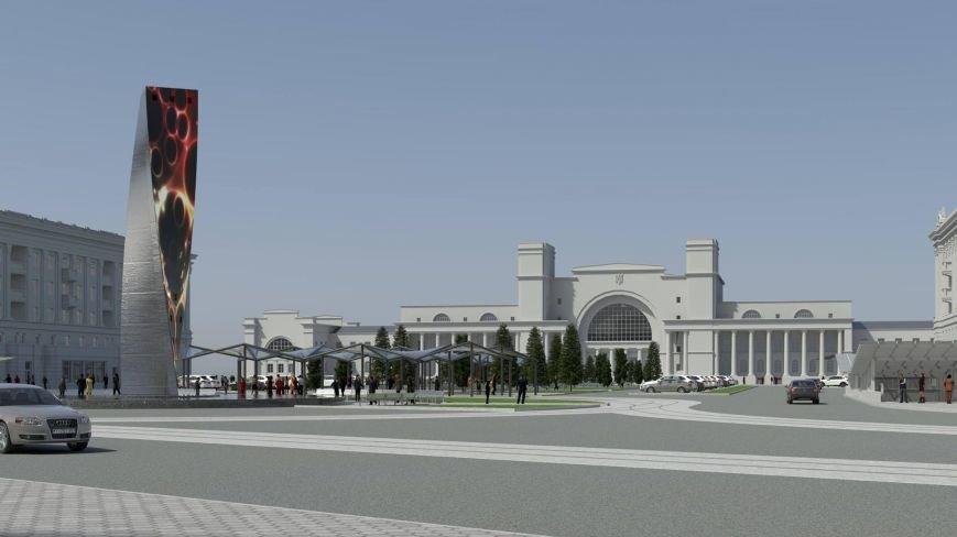 Реконструкция Привокзальной площади: первое предложение (ФОТО), фото-8