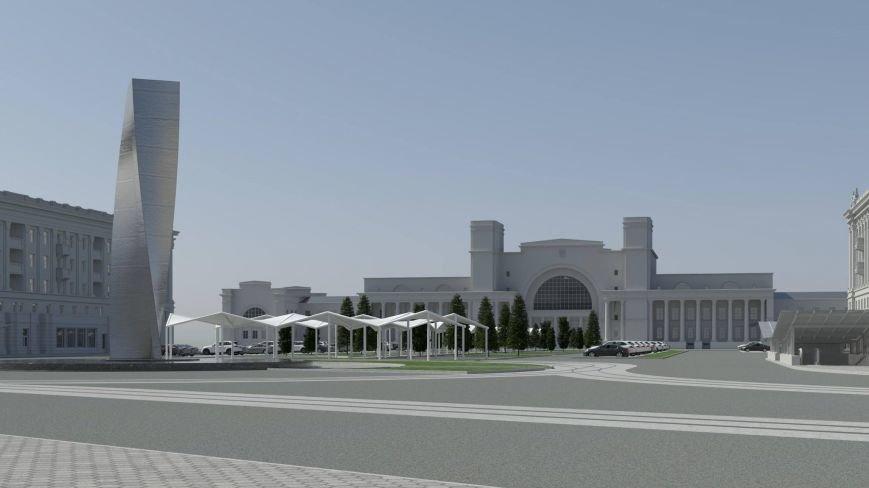 Реконструкция Привокзальной площади: первое предложение (ФОТО), фото-5