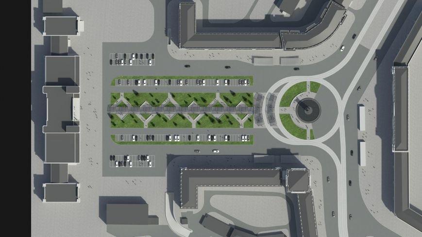 Реконструкция Привокзальной площади: первое предложение (ФОТО), фото-2