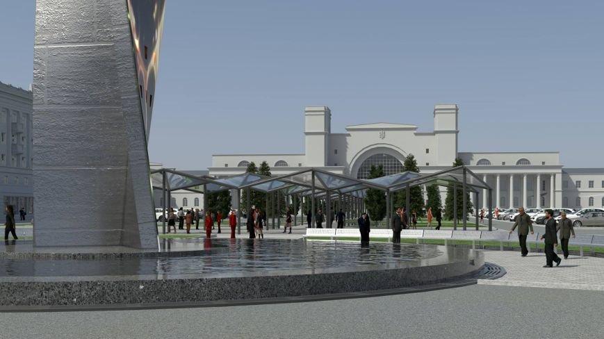 Реконструкция Привокзальной площади: первое предложение (ФОТО), фото-6