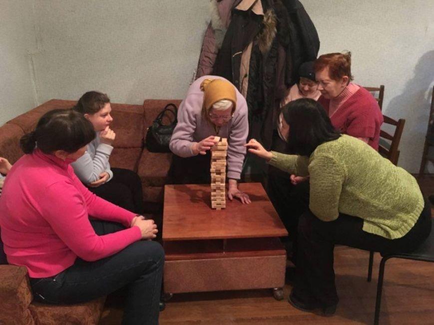 У Тернополі пенсіонери можуть пограти в «Дженгу» чи «Твістер», фото-1