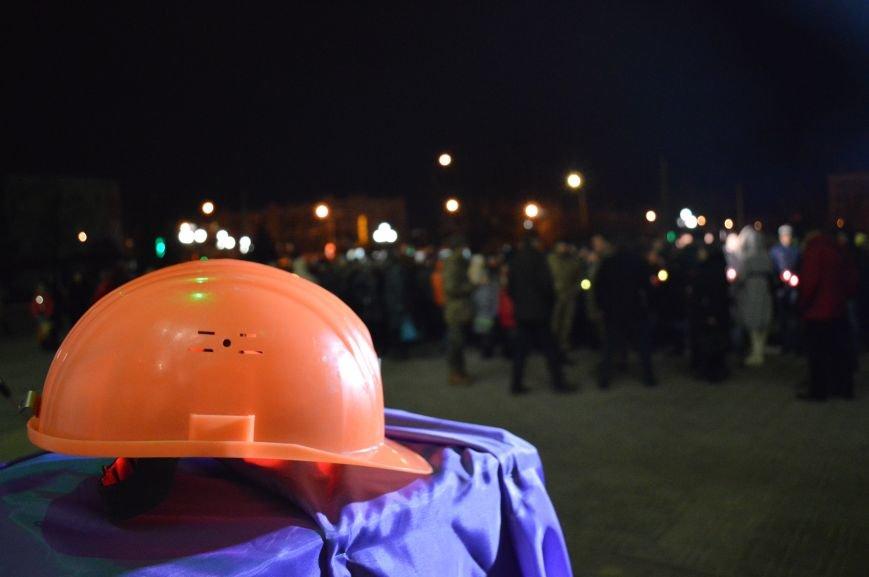 В Северодонецке состоялся митинг-реквием по случаю годовщины расстрела Небесной Сотни (ФОТО), фото-1