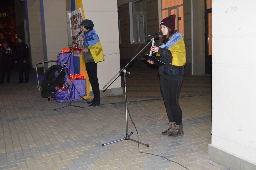 В Северодонецке состоялся митинг-реквием по случаю годовщины расстрела Небесной Сотни (ФОТО), фото-6