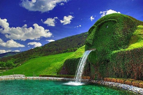 8 самых необычных фонтанов мира (фото) - фото 4