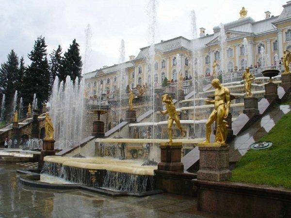 8 самых необычных фонтанов мира (фото) - фото 1