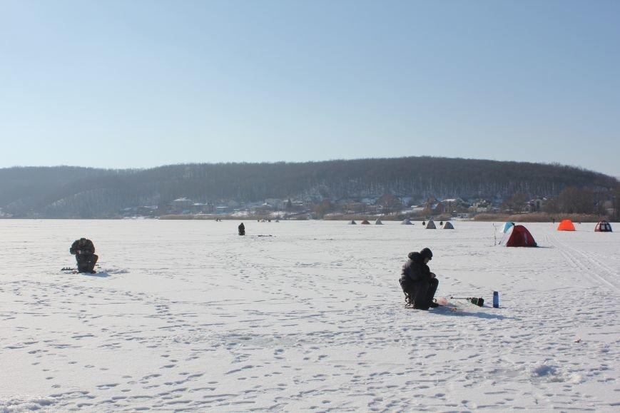 Из-за оттепели на реках Белгородской области тронулся лёд (фото) - фото 1