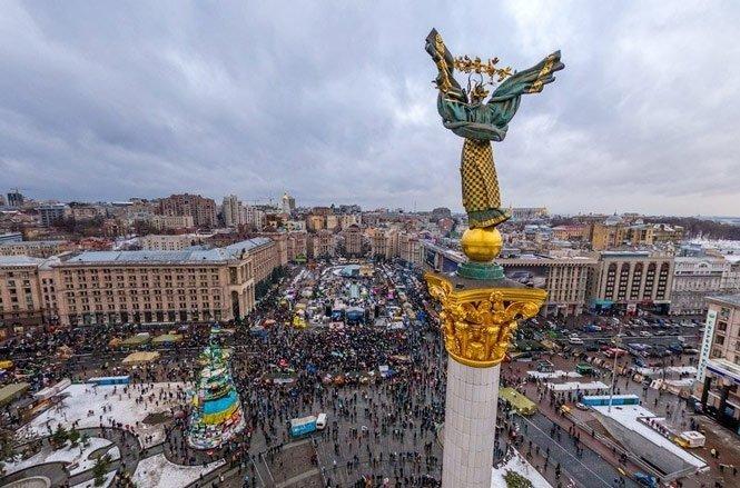 Активисты вече на Майдане выдвинули требования (фото) - фото 1