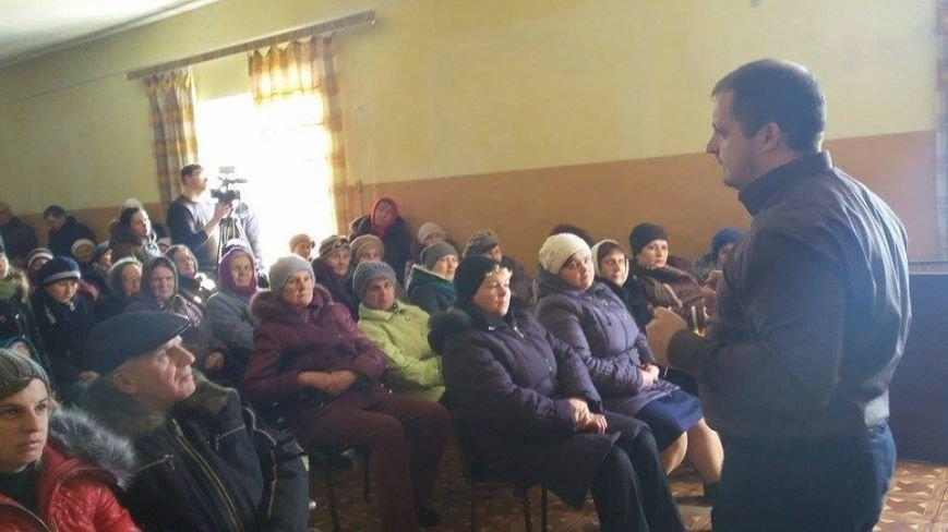У Підлипному відбулася зустріч громади з керівництвом міста, фото-2