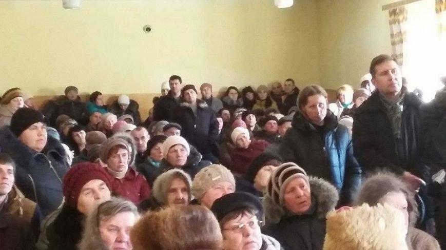 У Підлипному відбулася зустріч громади з керівництвом міста, фото-1