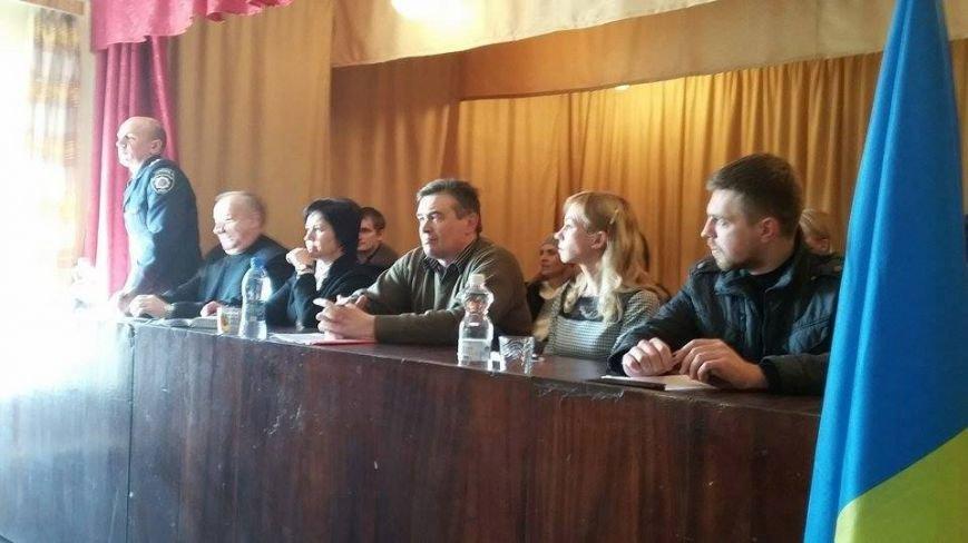 У Підлипному відбулася зустріч громади з керівництвом міста, фото-4