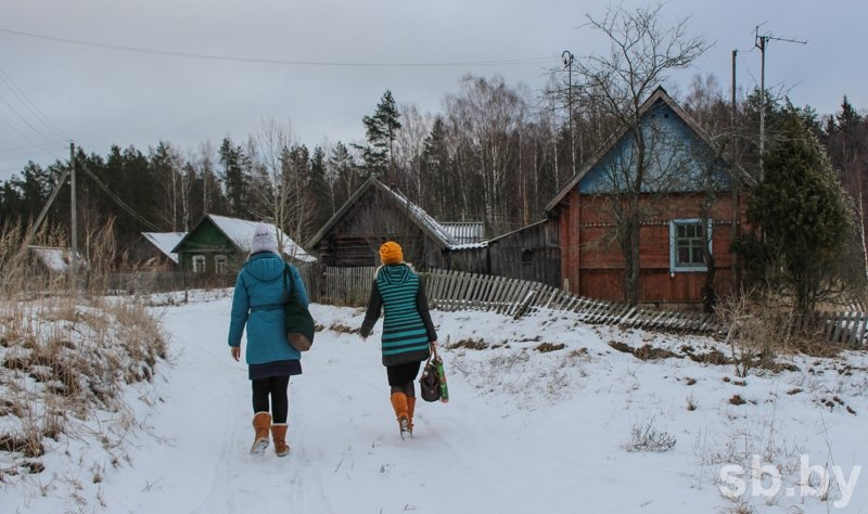 В Оршанском районе в приемные семьи берут не только детей, но и пожилых (фото) - фото 1
