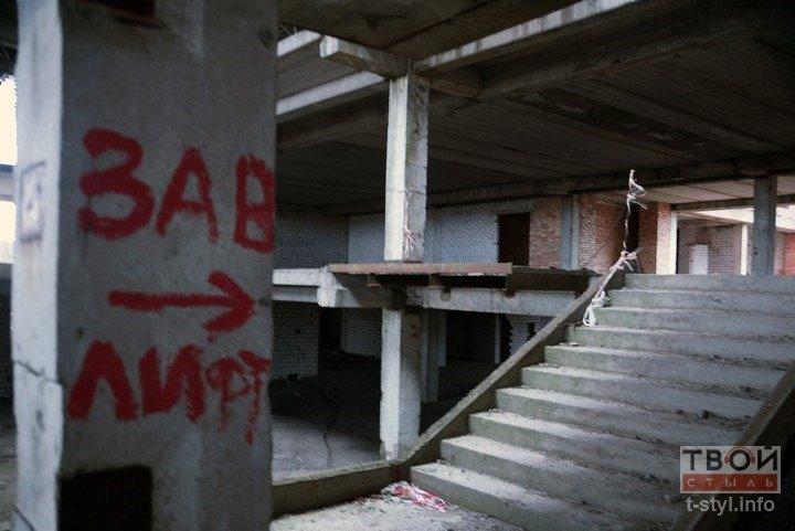 Здание аэровокзала в Обухово, которое не желают покупать даже за одну базовую: взгляд изнутри (фоторепортаж) (фото) - фото 7