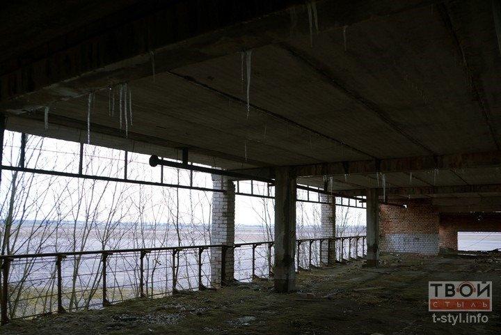 Здание аэровокзала в Обухово, которое не желают покупать даже за одну базовую: взгляд изнутри (фоторепортаж) (фото) - фото 14
