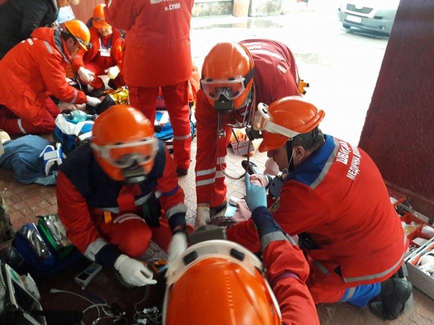 Команда буковинських лікарів швидкої допомоги посіла 4 місце на Всеукраїнському конкурсі, фото-1