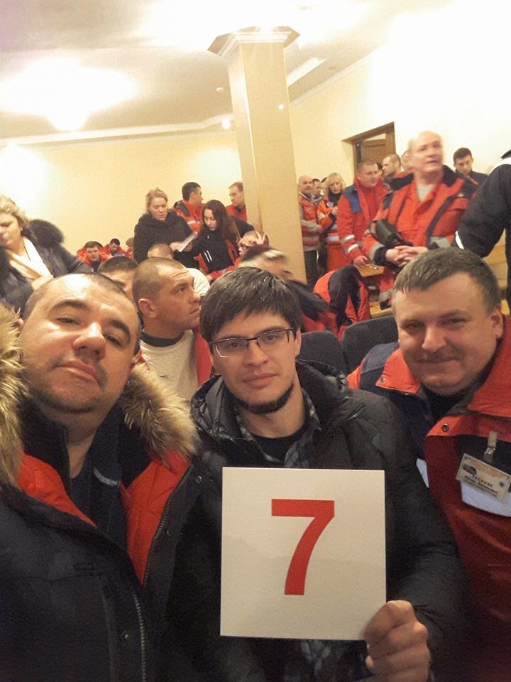 Команда буковинських лікарів швидкої допомоги посіла 4 місце на Всеукраїнському конкурсі, фото-4