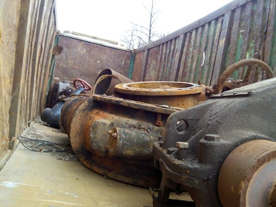 Полиция Бахмута предотвратила три факта перевозки металлолома (фото) - фото 1