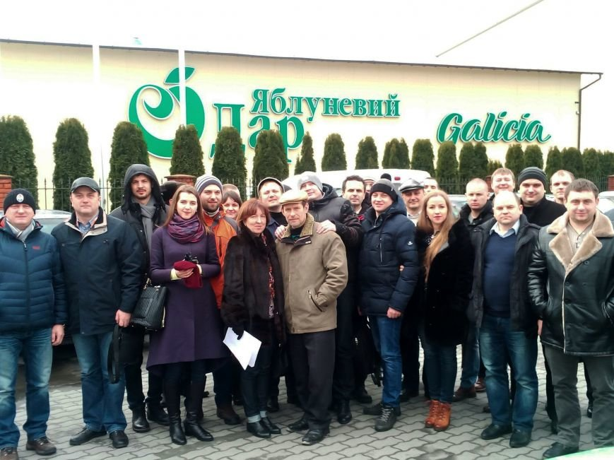 Фермеры Сумщины приняли участие в национальной конференции «Миллион с гектара» (ФОТО) (фото) - фото 1
