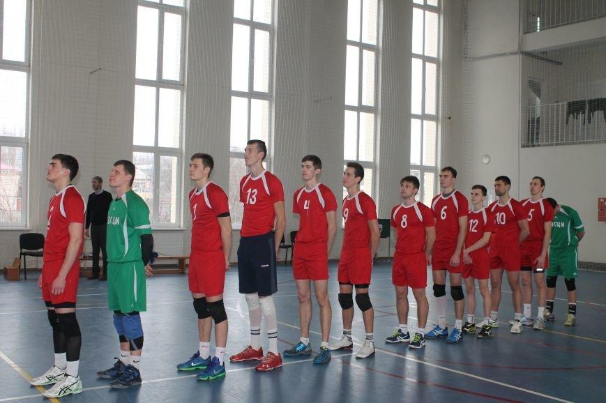 Волейбольная команда «Бахмут» вышла во второй этап Чемпионата Украины, фото-1