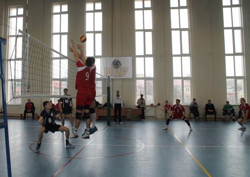 Волейбольная команда «Бахмут» вышла во второй этап Чемпионата Украины, фото-6