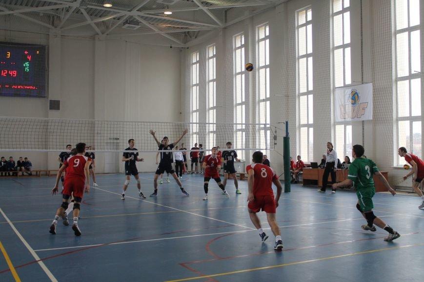 Волейбольная команда «Бахмут» вышла во второй этап Чемпионата Украины, фото-4