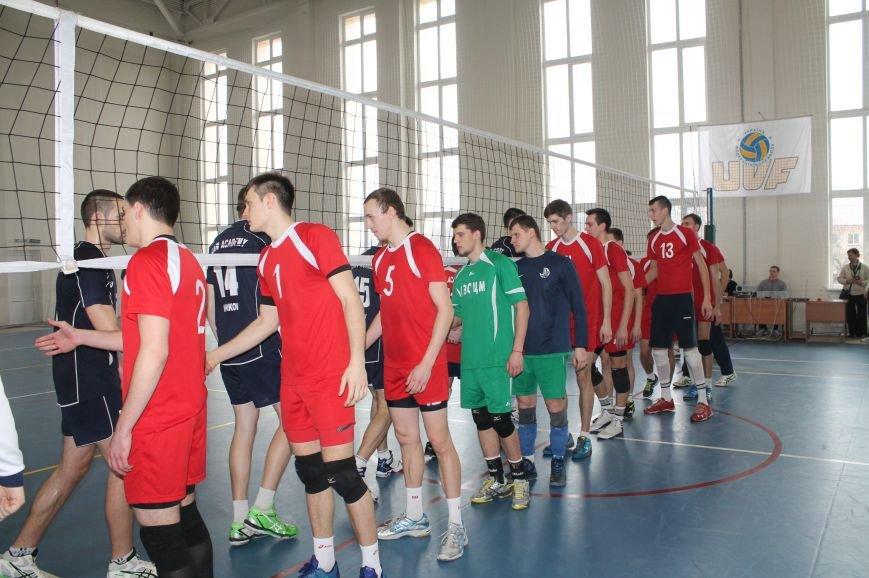 Волейбольная команда «Бахмут» вышла во второй этап Чемпионата Украины, фото-8