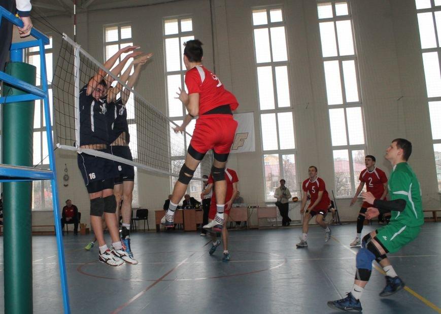 Волейбольная команда «Бахмут» вышла во второй этап Чемпионата Украины, фото-7