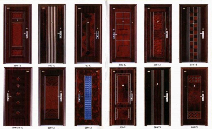 Входные двери от магазина «Окна Корса»: качество и надежность, фото-1