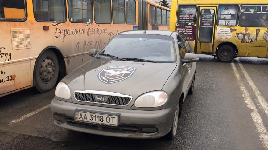 У Тернополі люди перекрили проспект Бандери (Фото), фото-2
