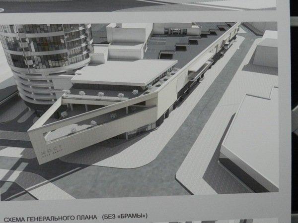 В Днепропетровске реконструируют «Мост-Сити» (ФОТО) (фото) - фото 1