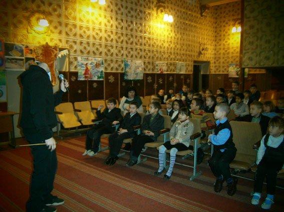 Дети из «Лиги будущих полицейских» рассказали сверстникам, как уберечься от опасности (фото) - фото 1