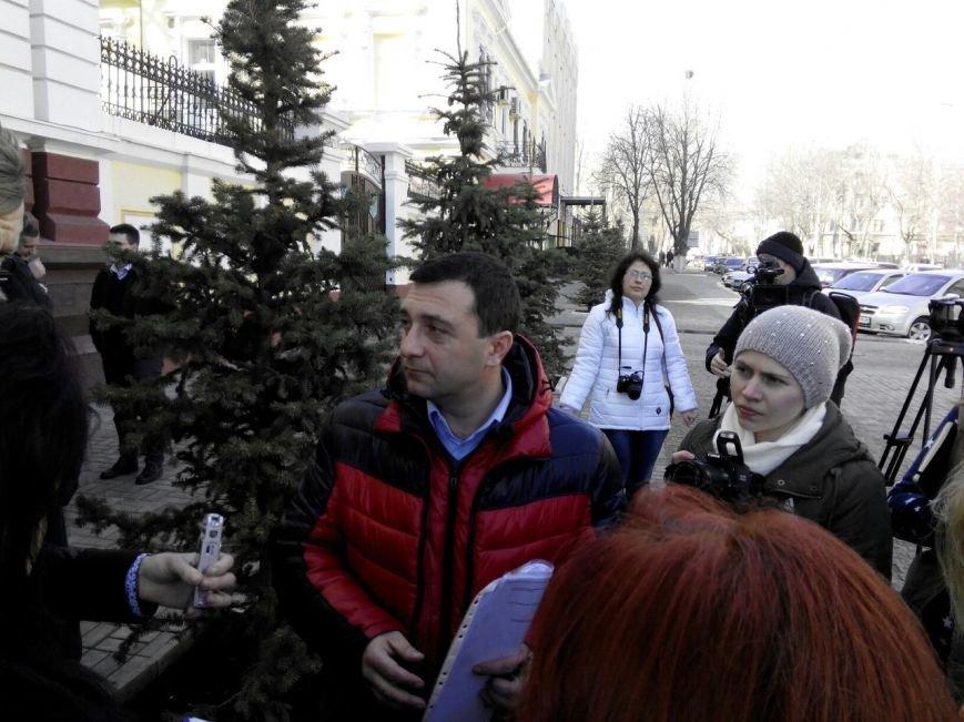 В Николаеве милиционеры проходят тесты, чтобы стать копами (фото) - фото 1