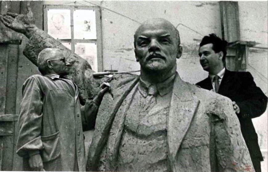 Гуд бай, Ленин или История запорожских памятников, которые демонтируют (Ретро-ФОТО, ВИДЕО) (фото) - фото 6