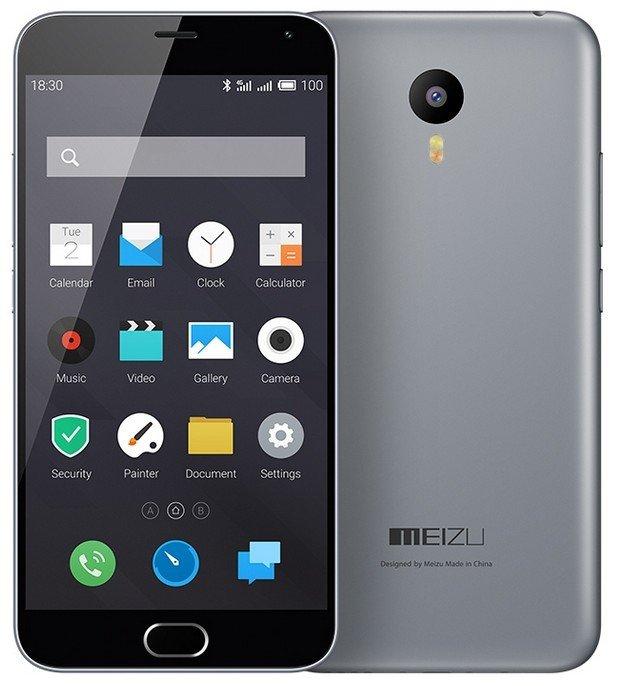Meizu M2 Note - смартфон нового поколения (фото) - фото 1