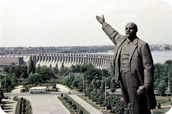 Гуд бай, Ленин или История запорожских памятников, которые демонтируют (Ретро-ФОТО, ВИДЕО) (фото) - фото 8