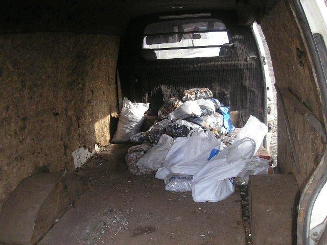 На Днепропетровщине задержали фуру с ферросплавами (ФОТО) (фото) - фото 1
