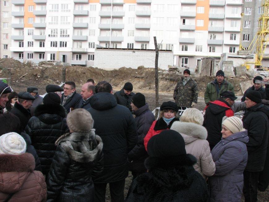 Жители Жабинского жалуются: на улице кипит стройка, а ливневка не появляется, фото-1