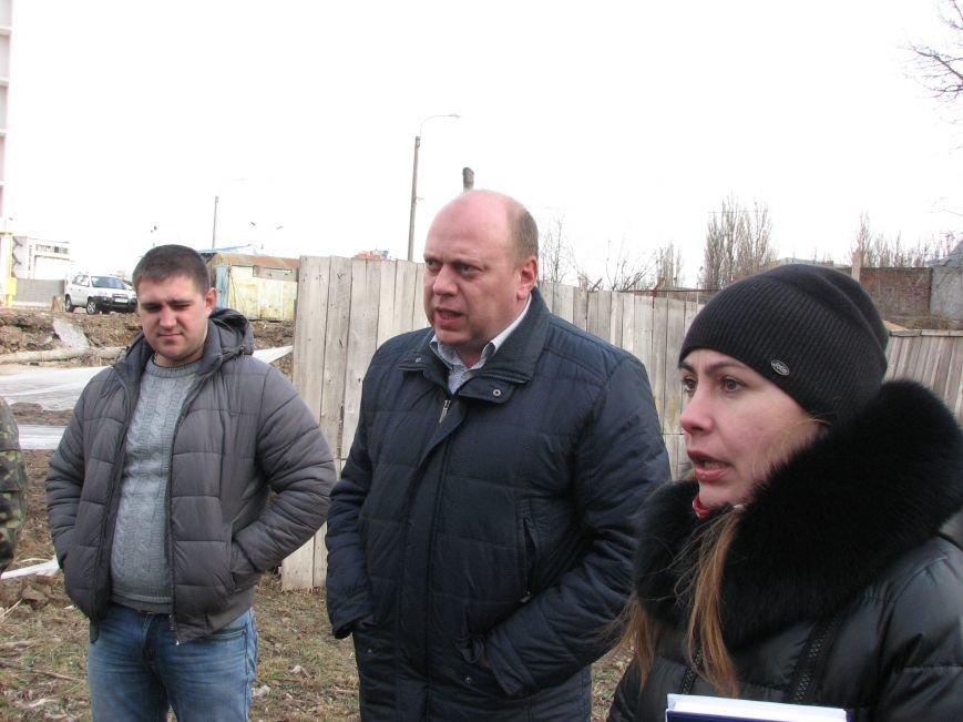 Жители Жабинского жалуются: на улице кипит стройка, а ливневка не появляется, фото-4