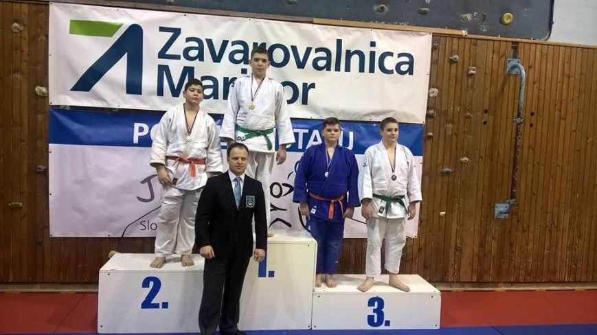Славянские дзюдоисты приняли участие в Международном турнире в Словении (фото) - фото 2