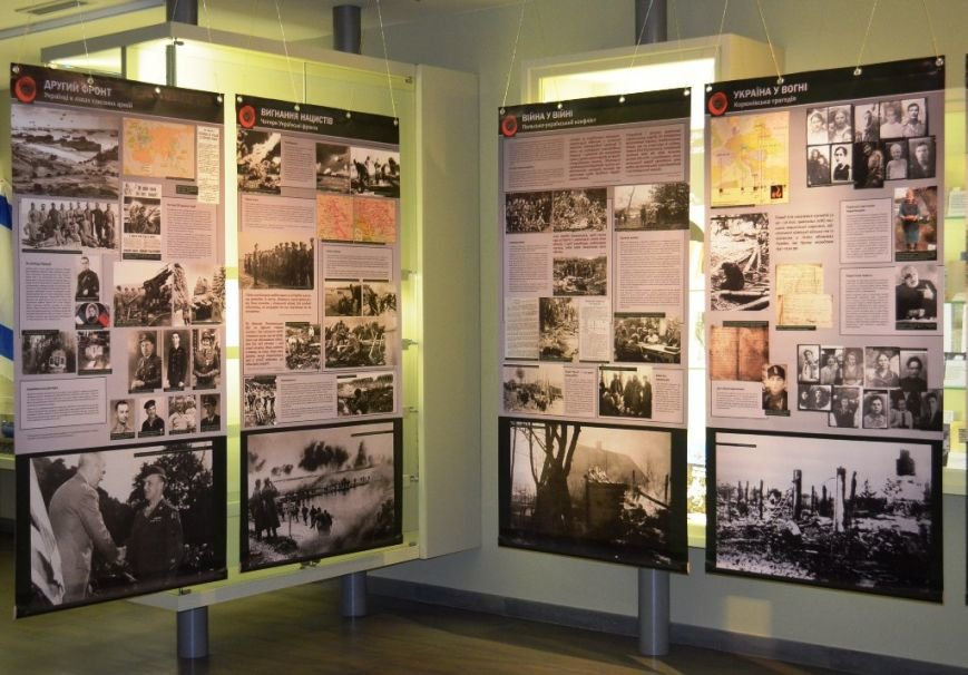 В Днепропетровске открылась выставка о роли украинцев во Второй мировой (ФОТО) (фото) - фото 2